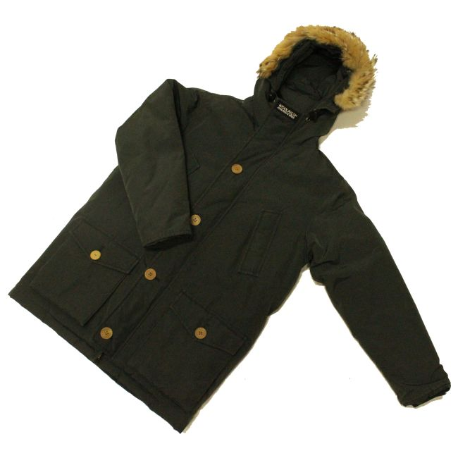 GIACCA WOOLRICH 10 ANNI – USATO