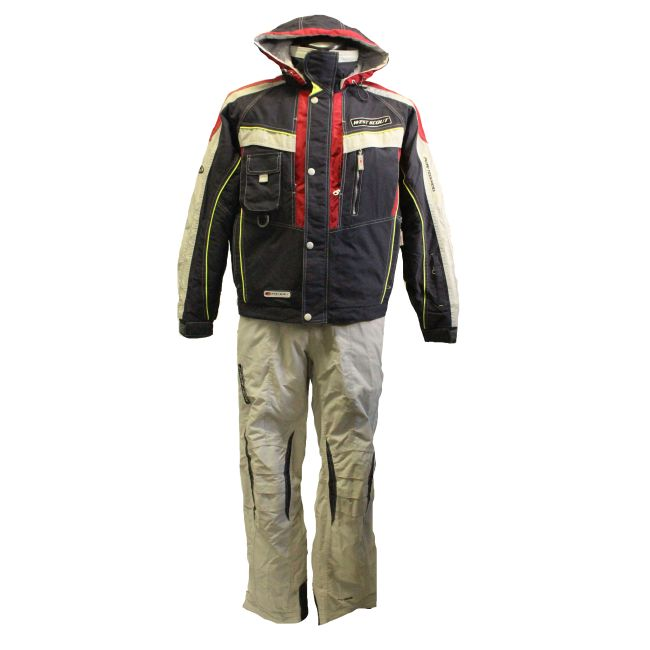COMPLETO SCI WEST SCOUT Tg. M - USATO
